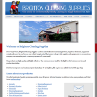 Brighton Cleaning Supplies